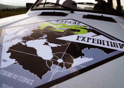 Kavkaz expedition 125